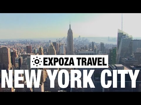 New York City (New York) Vacation Travel Video Guide