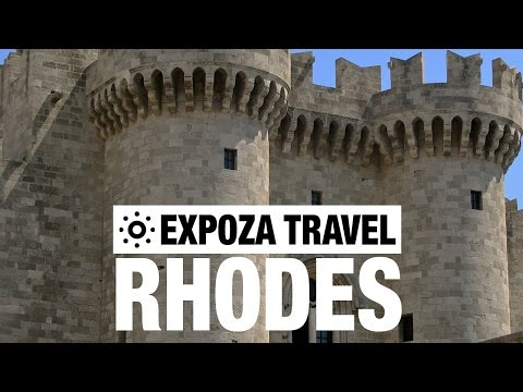 Rhodes Vacation Travel Video Guide