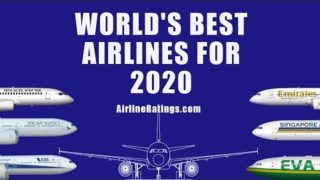 These are the world's 'most excellent' airlines for 2020, according to AirlineRatings.com